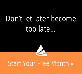 Don't let later become too late …
