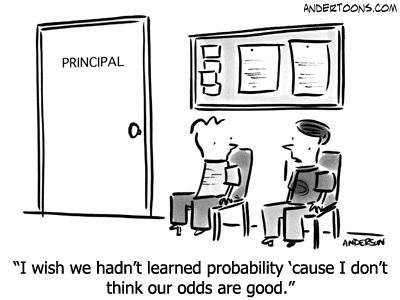 Probability Cartoon