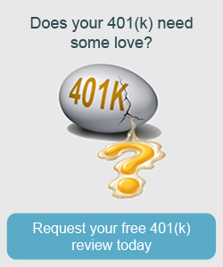 Ad offering free 401(k) review